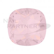 施華洛世奇 尖底方形8mm 水漾薔薇蛋白(2個) #4470