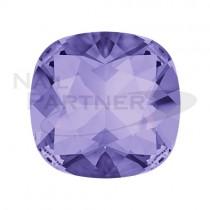 施華洛世奇 尖底 方形 8mm 藕荷紫(2個) #4470