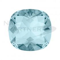 施華洛世奇 尖底 方形 8mm  淺天藍(2個) #4470