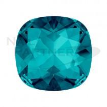 施華洛世奇 尖底方形8mm  靛藍之光(2個) #4470