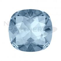 施華洛世奇 尖底 方形 8mm  丹寧藍(2個) #4470