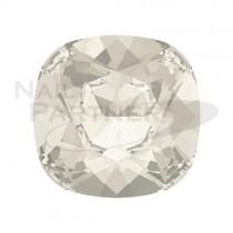 施華洛世奇 尖底方形8mm  銀色水晶影子(2個) #4470