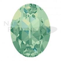 ◆施華洛世奇 尖底 橢圓 8x6mm 水藍蛋白(6個) 4120