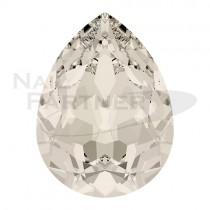 施華洛世奇 尖底水滴 6x4mm 水晶月光(6粒)#4320