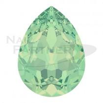 施華洛世奇 尖底 水滴 6x4mm 貴橄欖蛋白(6個)#4320