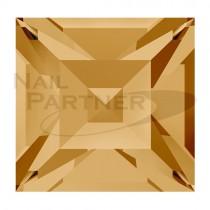 施華洛世奇 尖底方形4mm 淺黃水晶(15個) #4428