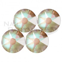 施華洛世奇 平底 水晶卡布其諾SS16(25個)