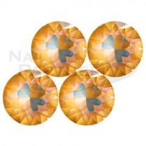 施華洛世奇 尖底 水晶赭石SS29 (10粒)  #1088