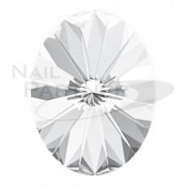 施華洛世奇 尖底 橢圓核桃 8x6mm 水晶(6個)  #4122