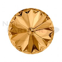 施華洛世奇 尖底 圓錐 淺黃水晶 SS29(12顆)  #1122