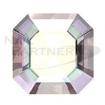 施華洛世奇 尖底 方錐 水晶極光 6mm (4顆)  #4480