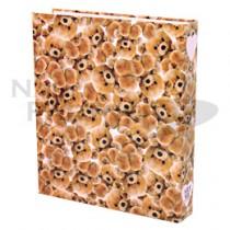 ◆ART ME 書型甲片收納盒 泰迪熊