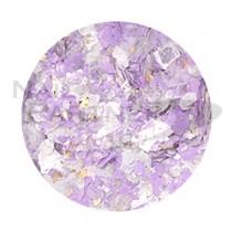 Capri 膨鬆亮片 #3 紫