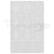 SARURU 鑽石切割板 TO-044