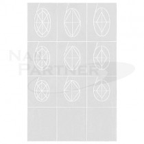 SARURU 鑽石切割板 TO-045