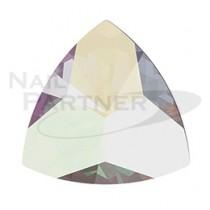 施華洛世奇 尖底 三角型萬花筒 水晶極光(4粒) #4799