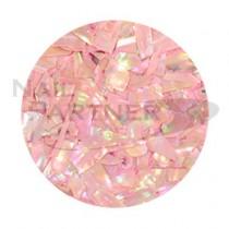 Capri 細切貝殼 #4 鮭魚粉紅