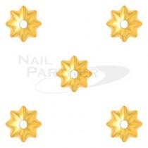 CLOU 金屬飾品 NEW LaLa 金 5mm(30個)