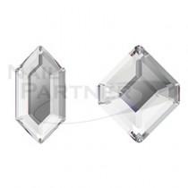 施華洛世奇 平底 六角系列 水晶(2款×3個) #2776/#2777
