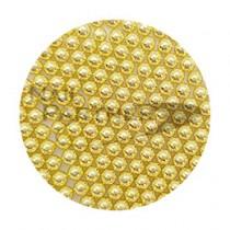 SARURU 電鍍珠 金 0.6mm(1g) #8201