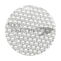 SARURU 電鍍珠 銀 0.6mm(1g) #8206