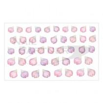 Amaily 彩繪貼紙 1-26 乾燥花瓣