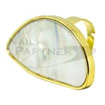 KiraNail 戒指調色盤 月半 極光