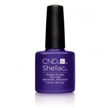 ◆CND雪蕾彩膜 Purple Purple