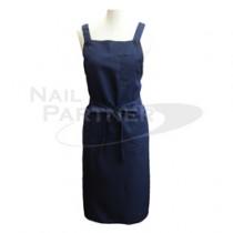NAIL GARDEN 圍裙 深藍色 TO-151