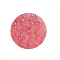 ★NAIL GARDEN 珍珠 3mm 亮粉紅 (200粒)