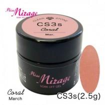 Miss Mirage 彩色凝膠 CS3s