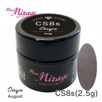 Miss Mirage 彩色凝膠 CS8s