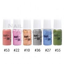◆mari-jyu 顏料套組 煙熏色系列