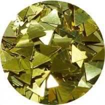 BEAUTY NAILER  珠寶系列 三角形 JC-18(亮金)