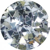 BEAUTY NAILER  珠寶系列 三角形 JC-19(銀)