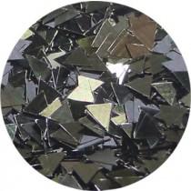 BEAUTY NAILER  珠寶系列 三角形 JC-20(黑)