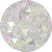 BEAUTY NAILER  珠寶系列 三角形 JC-21(珠光粉白)