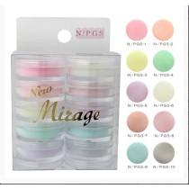 Mirage 水晶粉 3.5g 10色套組 N/PGS